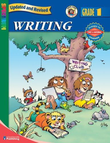 9780769676517: Spectrum Writing, Grade 1 (Little Critter Workbooks)