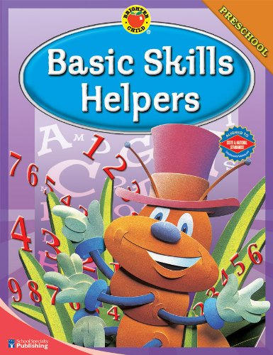 9780769676593: Basic Skills Helpers, Preschool