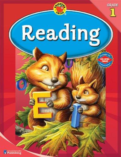 9780769676715: Reading, Grade 1 (Brighter Child Workbooks)