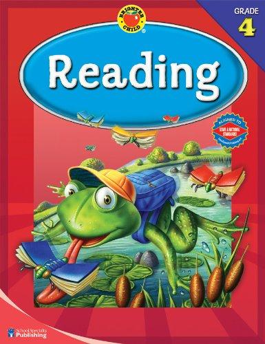 9780769676746: Brighter Child Reading, Grade 4