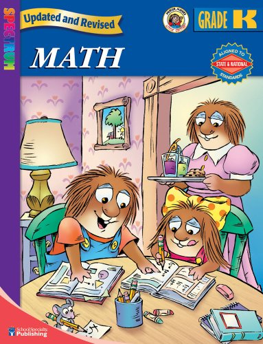 Spectrum Math, Grade K (0769677908) by Mercer Mayer; School Specialty Publishing