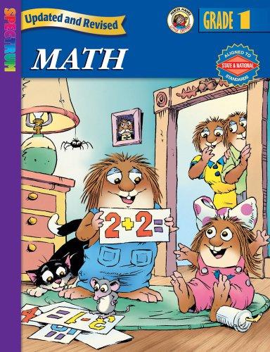 9780769677910: Spectrum Math, Grade 1