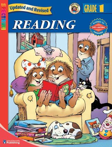 9780769680811: Spectrum Reading, Grade 1 (Little Critter Workbooks)