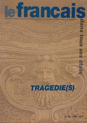 9780769682006: Français dans tous ses états. Collection Tragédies