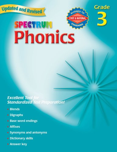 9780769682938: Phonics: Grade 3