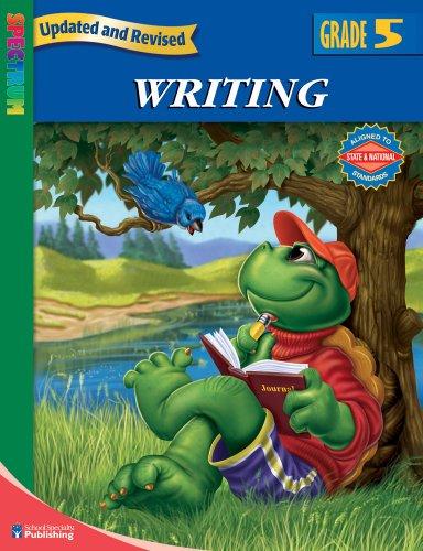 9780769683256: Writing, Grade 5 (Spectrum)