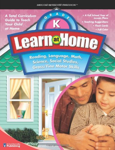 Learn at Home, Grade K: School Specialty Publishing
