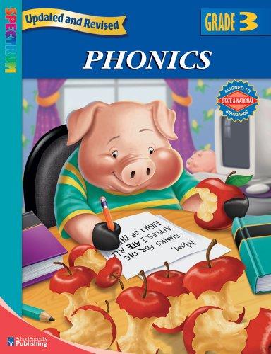 9780769684239: Spectrum Phonics, Grade 3