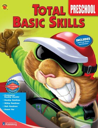 9780769684895: Total Basic Skills, Grade Pk