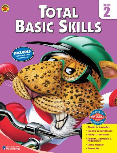 Total Basic Skills, Grade 2 (0769684920) by School Specialty Publishing