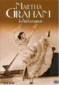 9780769711775: Graham M-Martha Graham in Performance