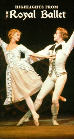 9780769720234: Highlights From the Royal Ballet [VHS]
