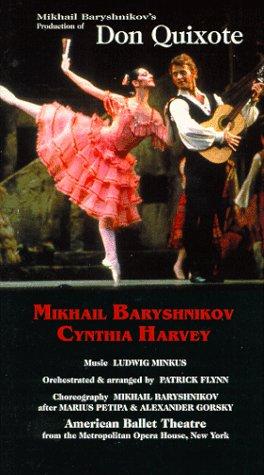 9780769720265: Don Quixote / Baryshnikov, Harvey, American Ballet Theatre [VHS]