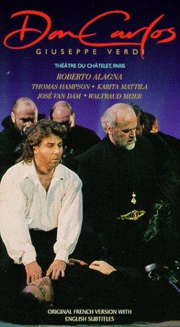 9780769720319: Don Carlos [USA] [VHS]