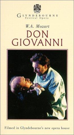 9780769720326: Mozart - Don Giovanni / Kreizberg, Cachemaille, Glyndebourne Festival Opera [VHS]