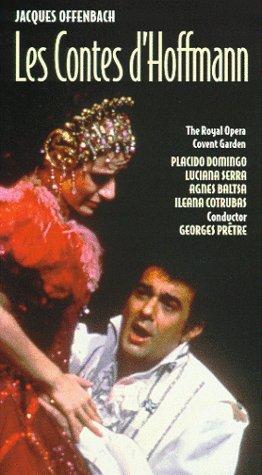 9780769720401: Offenbach - Les contes d'Hoffmann (The Tales of Hoffmann) / Pretre, Domingo, Royal Opera Covent Garden [VHS]