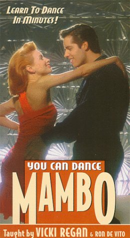 9780769720647: You Can Dance - Mambo / learn to dance in minutes! [VHS]