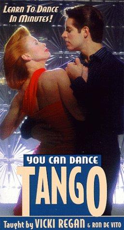 9780769720685: You Can Dance - Tango [VHS]
