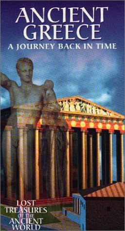 9780769770468: Ancient Greece: Lost Treasures of the Ancient World [VHS]