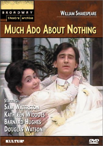 9780769796345: Much Ado About Nothing / New York Shakespeare Festival (Broadway Theatre Archive) [Import USA Zone 1]