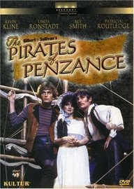 9780769796420: Gilbert & Sullivan - The Pirates of Penzance / Kline, Ronstadt, Smith, Routledge, Delacorte Theater (Broadway Theatre Archive) [Import USA Zone 1]