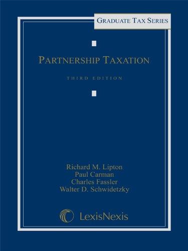9780769849034: Partnership Taxation