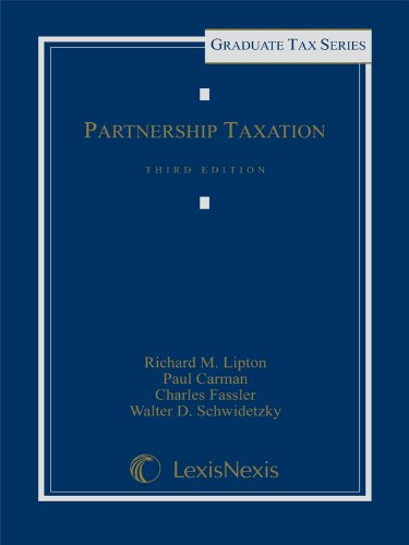 9780769849034: Partnership Taxation