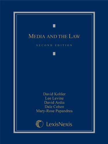 9780769852997: Media and the Law (Loose-leaf version)