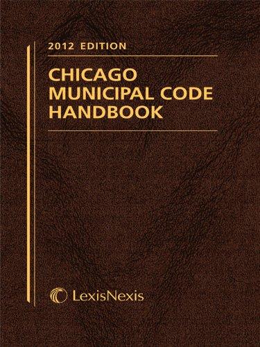 9780769854465: Chicago Municipal Code Handbook