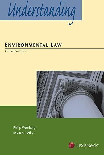 9780769854953: Understanding Environmental Law