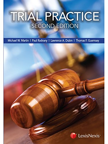 9780769855332: Trial Practice (2014)