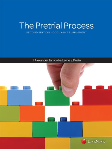 9780769860213: The Pretrial Process, 2012 Document Supplement