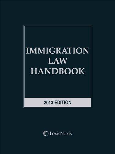 9780769866444: Immigration Law Handbook