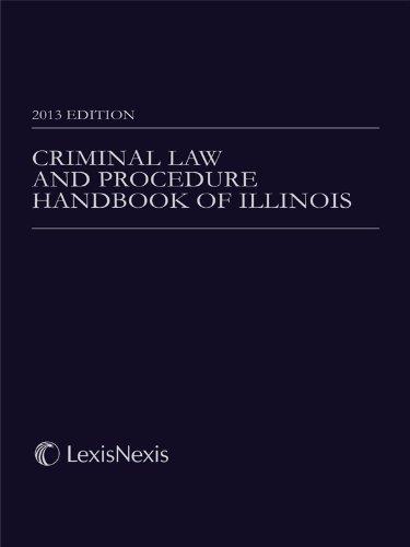 9780769867441: Criminal Law and Procedure Handbook of Illinois