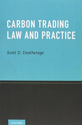 9780769868264: Carbon Trading Law and Practice
