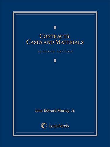 9780769898063: Contracts: Cases and Materials (2015 Loose-leaf version)