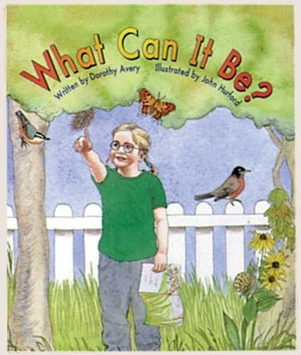 9780769902111: What Can it be?: Set B Emergent Guided Readers (Storyteller First Snow)
