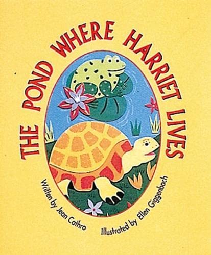 9780769902807: The Pond Where Harriet Lives: Set A Early/Fluent Guided Readers (Storyteller Night Crickets)