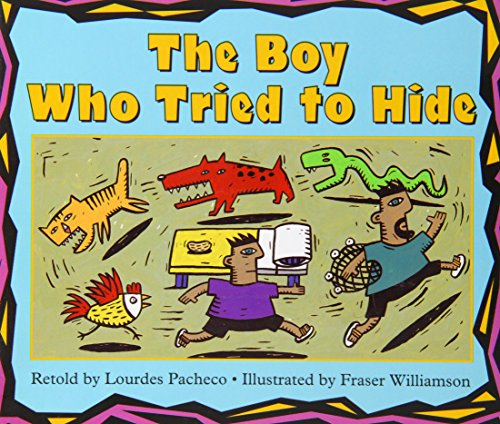 9780769902937: The Boy Who Tried to Hide: Set C Fluent Guided Readers (Storyteller Night Crickets)