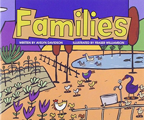 9780769902975: Families (16): Set C Fluent Guided Readers (Storyteller Night Crickets)