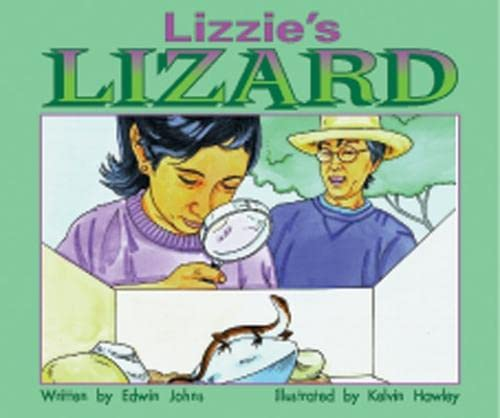 9780769903125: Lizzie's Lizard: Night Crickets (Storyteller Non-fiction)