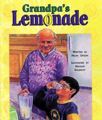 9780769903132: Grandpa's Lemonade: Night Crickets (Storyteller Non-fiction)