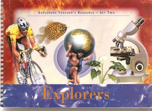 Explorers Teacher's Resource - Set Two