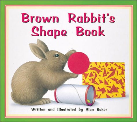 9780769909158: Brown Rabbit's Shape Book (Little Rabbit Books)