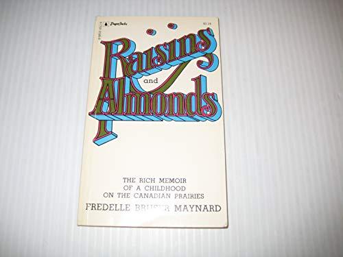 9780770101657: Raisins and almonds