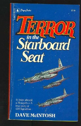 9780770102685: Terror in the starboard seat