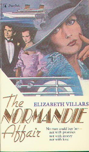 9780770103019: The Normandie Affair [Mass Market Paperback] by Elizabeth Villars