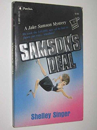 9780770103972: Samson's Deal