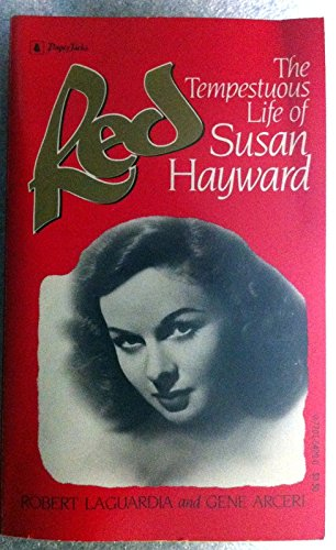 9780770104290: Red: The Tempestuous Life of Susan Hayward