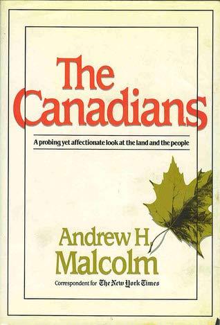 9780770106690: Canadians